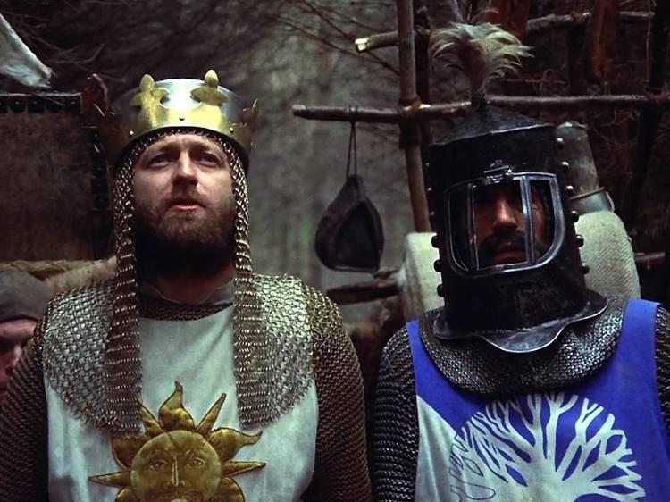 Monty Python : Sacré Graal ! (1975)