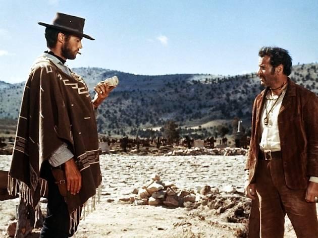 Le Bon, la brute et le truand (1968)