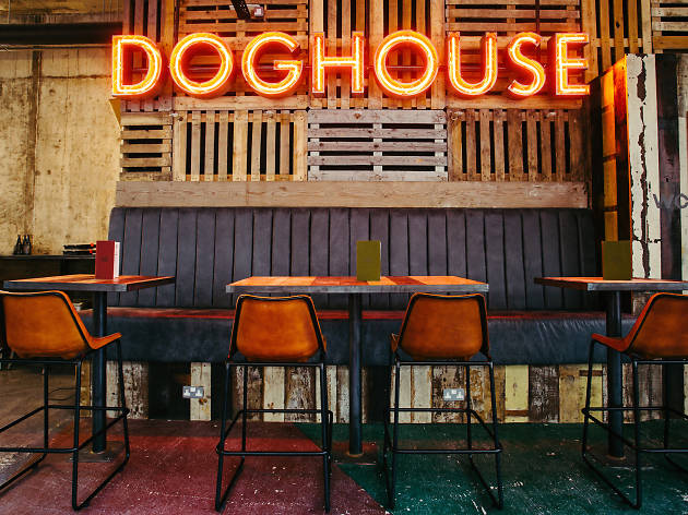 In pictures: BrewDog's new DogHouse bar