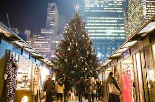 we break down the bank of america winter village at bryant park by the numbers - Bank Of America Christmas Eve Hours