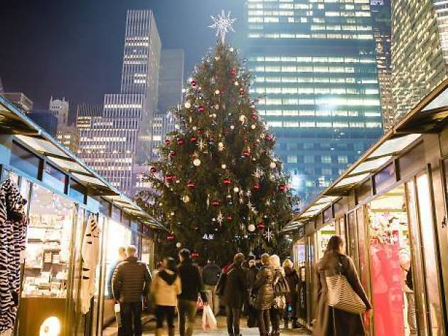We break down the Bank of America Winter Village at Bryant Park by the numbers