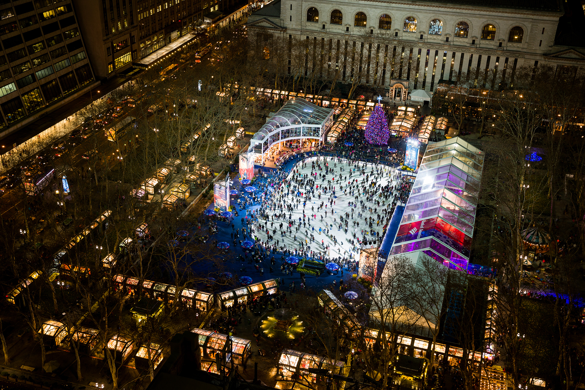 Cool things to do in nyc after dark when the nights get longer for Top things to do in new york in december