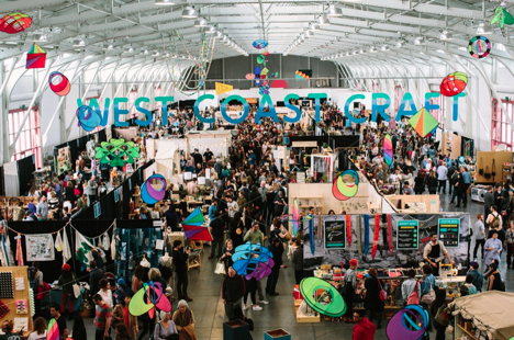 West Coast Craft, one of the best craft fairs in San Francisco