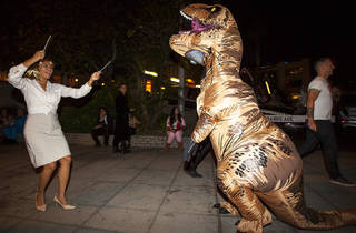 West Hollywood Halloween Carnaval 2015