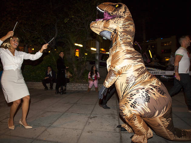 Pictures From West Hollywood Halloween Parade 2020 Everything to Know About the West Hollywood Halloween Carnaval