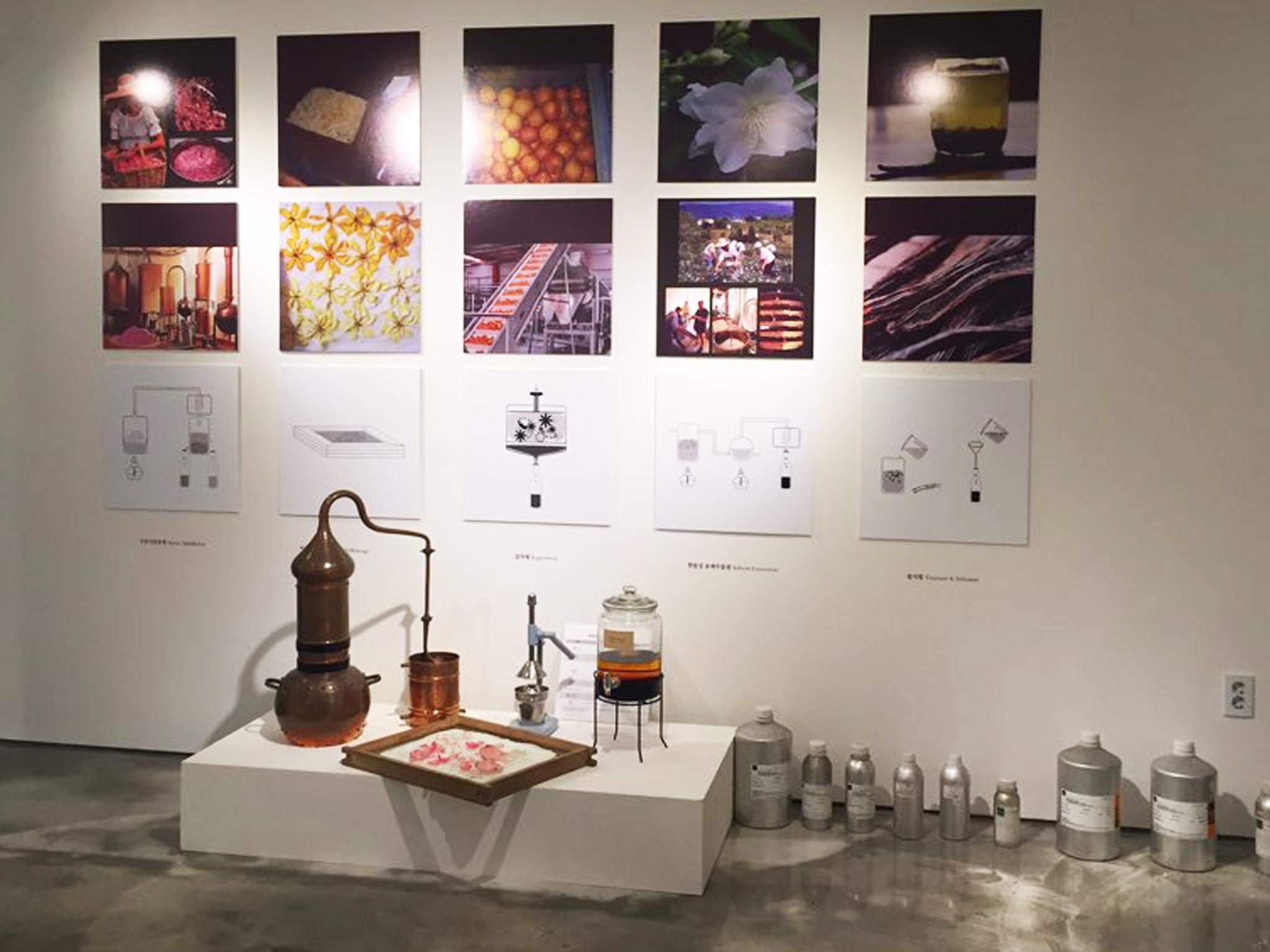 museum de parfum