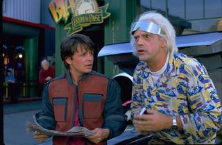 'Back to the Future' trilogy screening