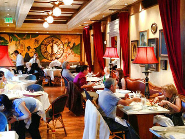 A Culinary Tour of Lyon at Kendall's Brasserie & Bar