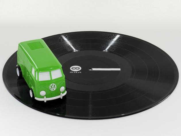 いかしたレコードの聴き方