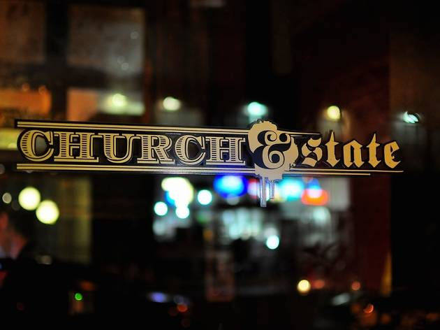 Church & State Marks 7th Anniversary with Throwback Menu