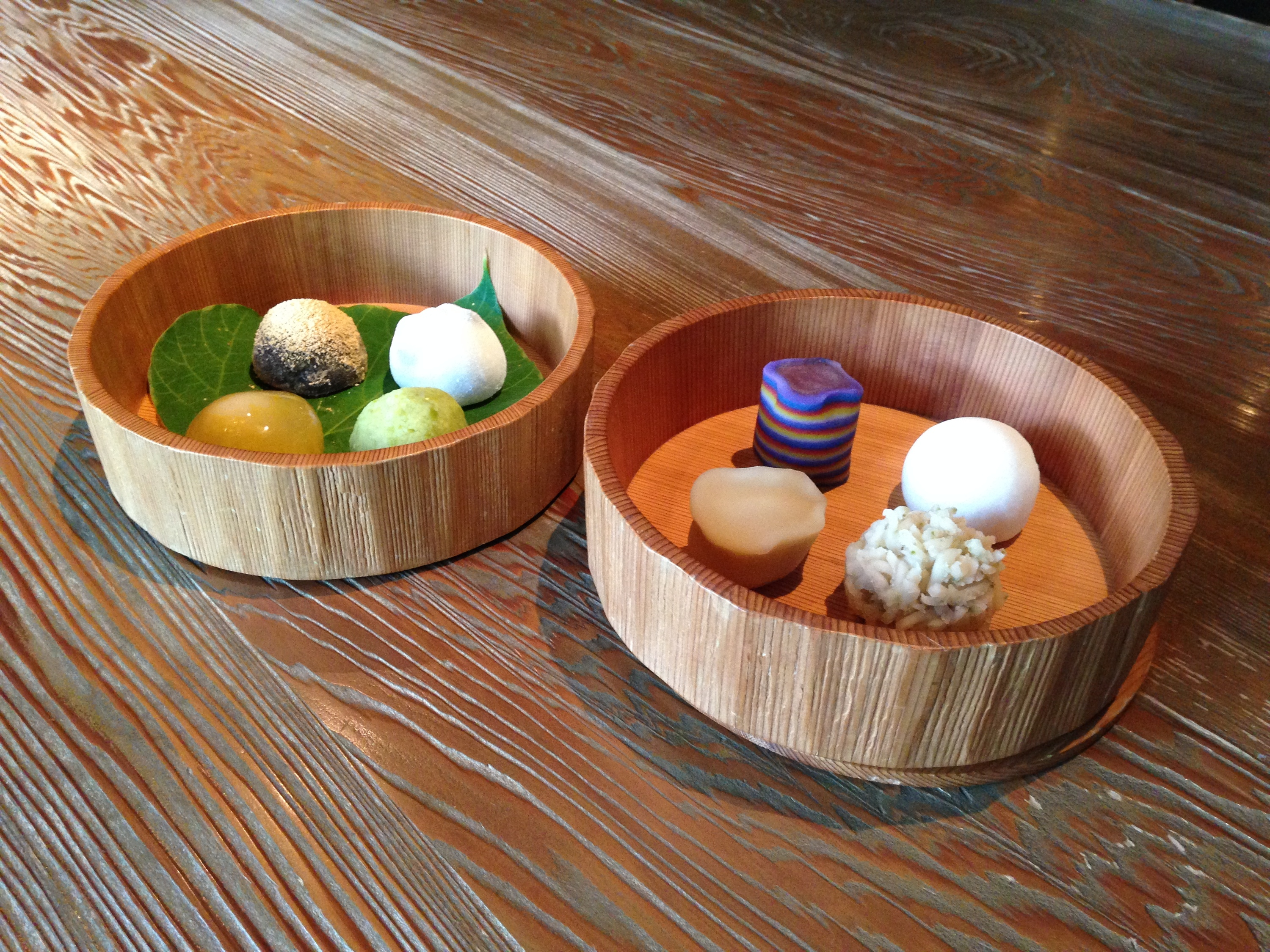Wagashi will refine your sweet tooth