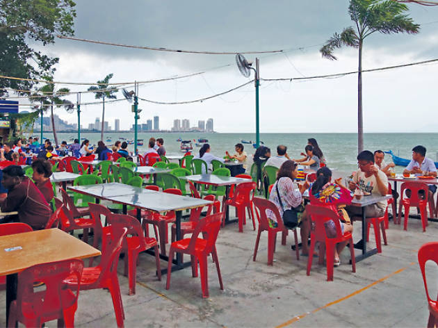 Northam Beach food court