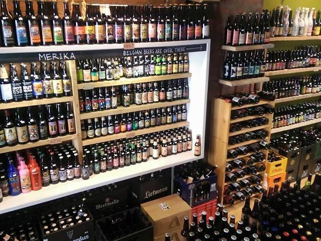 Ten great Manchester beer shops