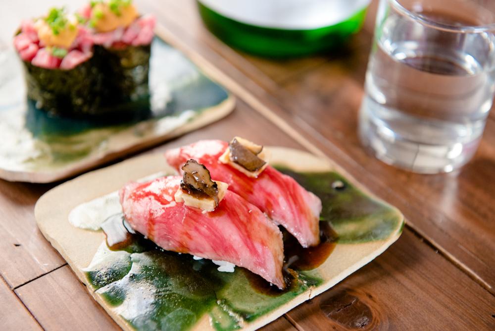 東京、和牛寿司5選