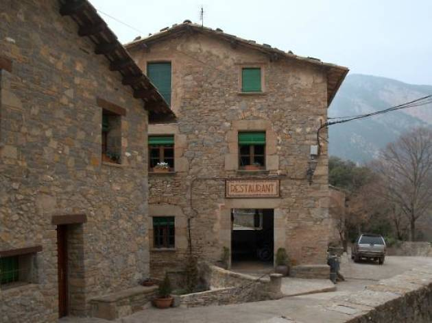 Castell de l'Areny