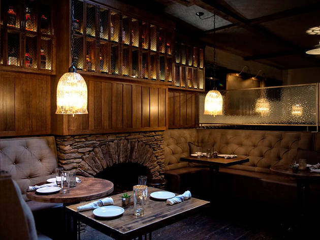 Review: Whiskey Social
