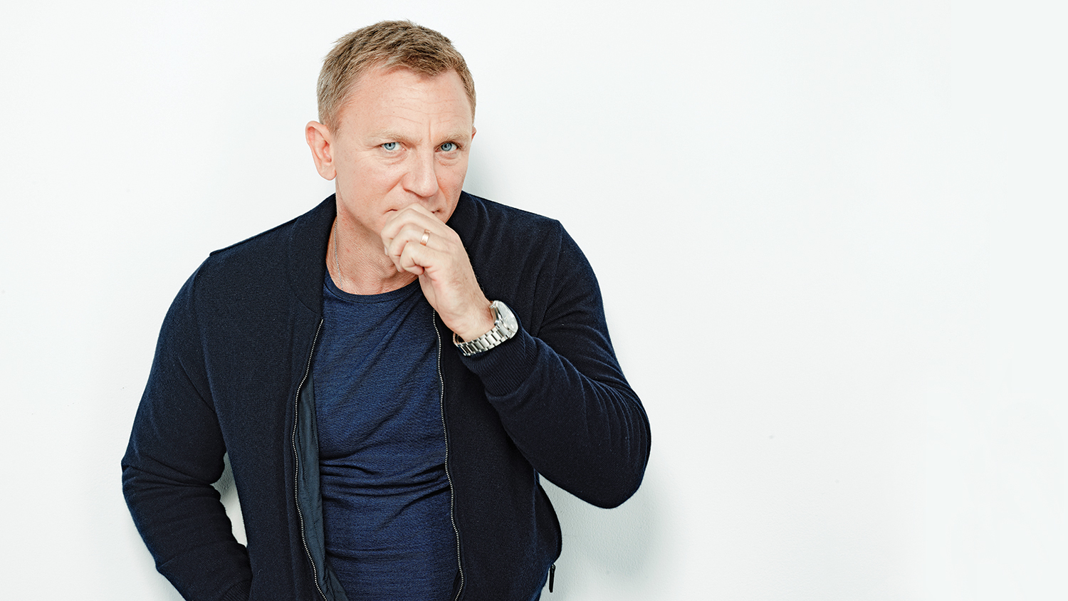 Daniel Craig on why he'd rather slash his wrists than be in another Bond movie