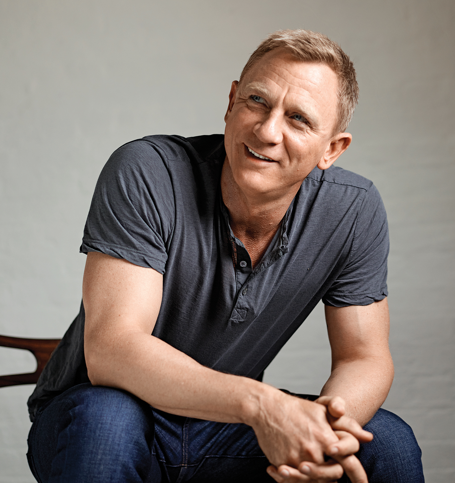 Daniel Craig on the new James Bond film and being a New Yorker Daniel Craig