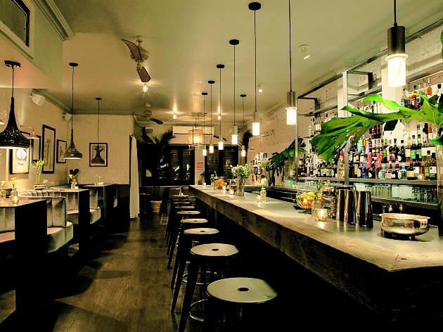 The Garret East Bars In East Village New York