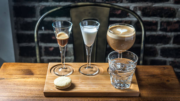 New York's most-loved café: Coffee Project New York