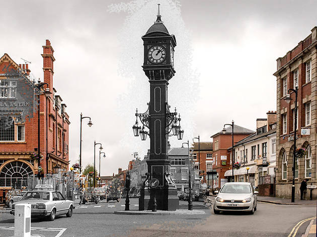 Evolving city: see how Brum has transformed over the years