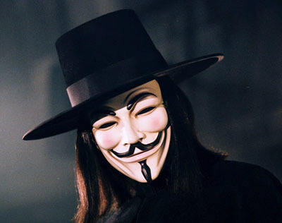 Time Out Loves at Rooftop Film Club: 'V For Vendetta'
