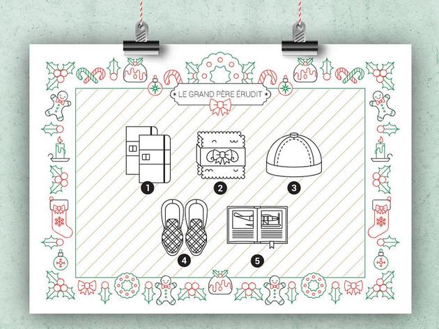Idées cadeaux Noël pour grand-père érudit | Guide shopping