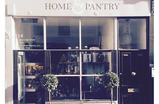Home & Pantry, homeware shop, Angel 2015