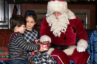 Father Christmas at Fulham Palace
