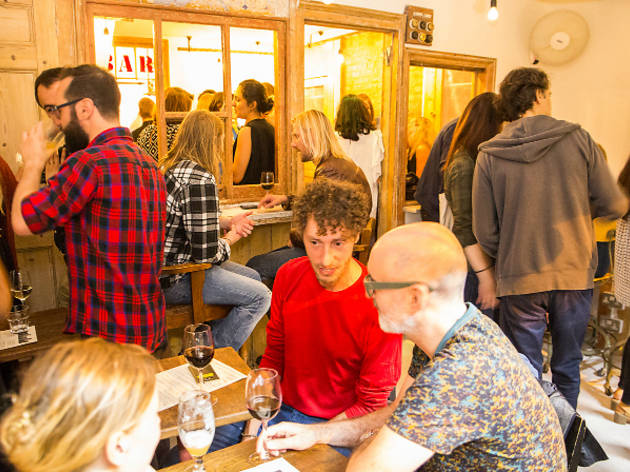 Brewers Bar Dalston 2015