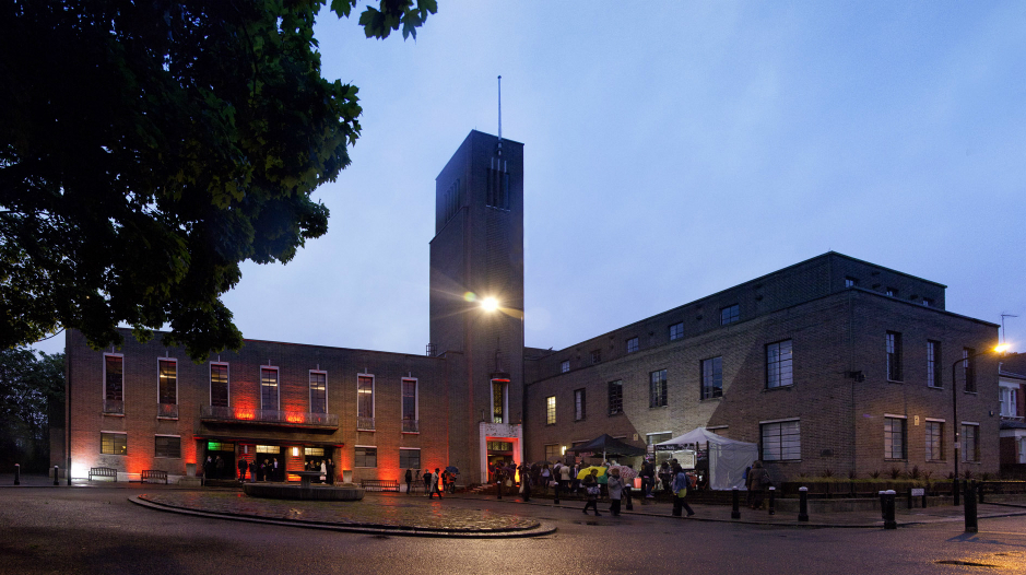 Hornsey Town Hall Arts Centre