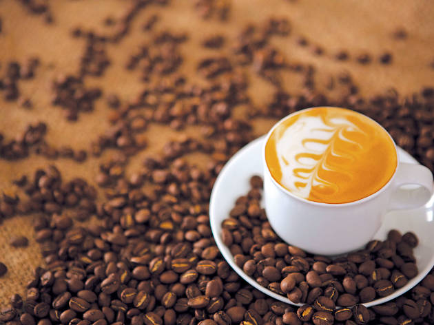 Colombo's Coffee: Pick up your brew