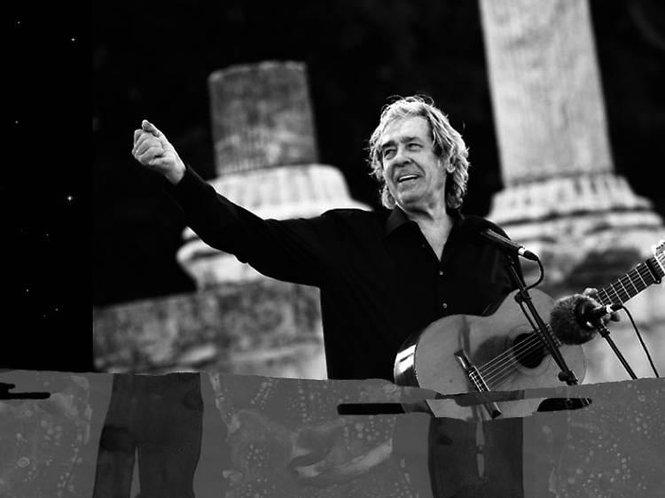 17è Banc Sabadell Festival del Mil·lenni: Paco Ibáñez