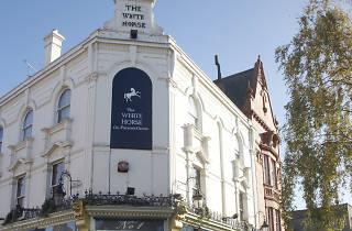 beer festivals in london, the white horse