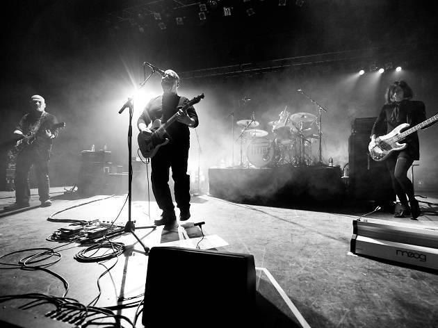 Pixies en Corona Capital