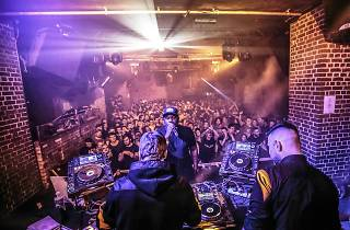 The best drum and bass parties London: Critical, Fabric by Sarah Ginn Photography