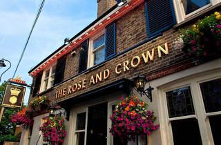 The Rose Crown pub Ealing 2015