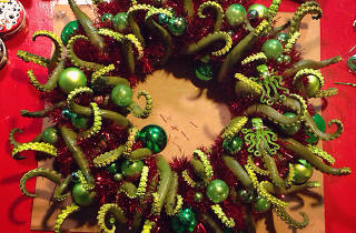 12 of the weirdest christmas tree decorations you will ever see