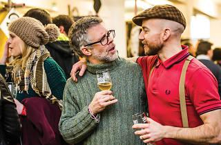Beer festivals in London, craft beer rising
