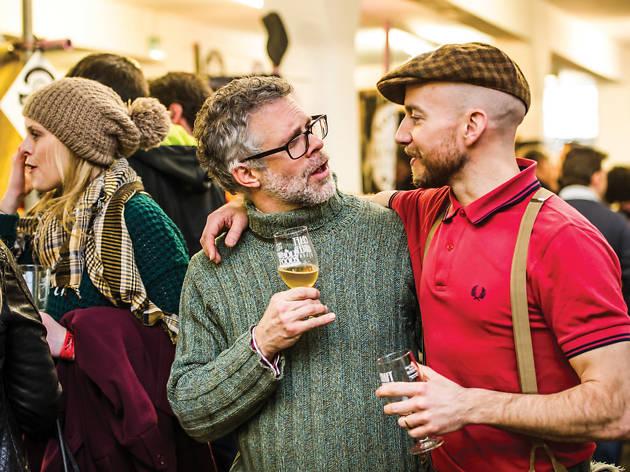 Beer festivals in London