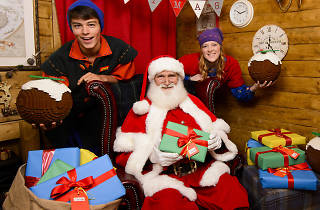 Christmas Bricktacular