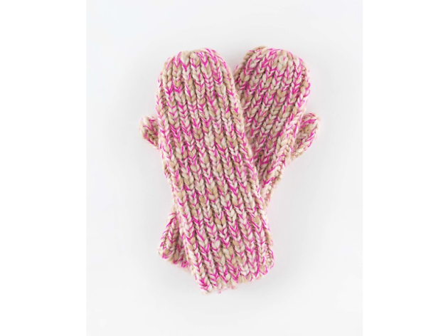 Best winter warmers: Boden chunk knit mittens