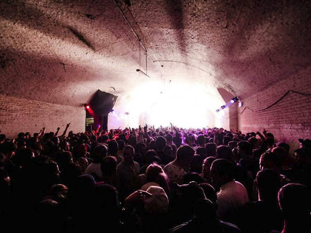 The best drum and bass parties in London: Shogun Audio