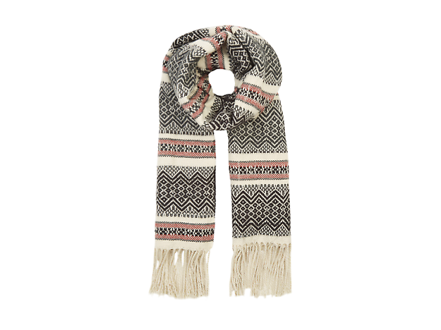 Best winter warmers: Warehouse aztec scarf