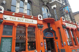 The Bow Bells pub Mile End 2015