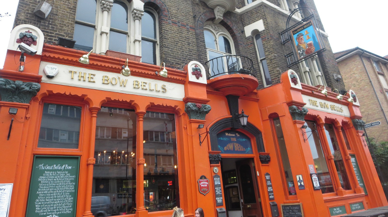 37 historic London pubs are now protected by local listed status