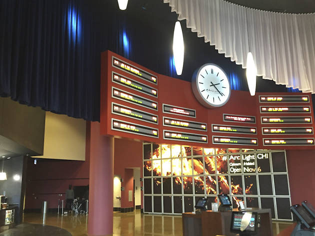 Chicago's ArcLight Cinemas is closing permanently