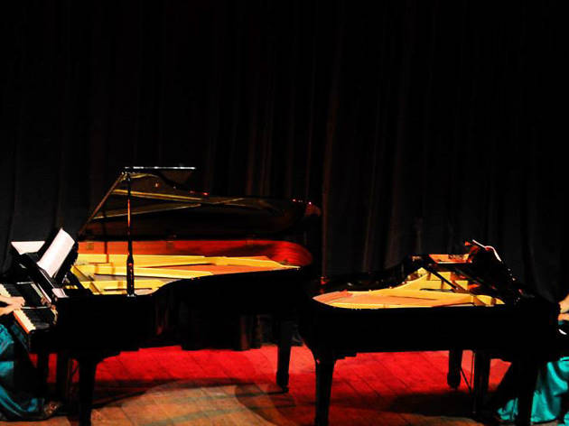 Piano concerts