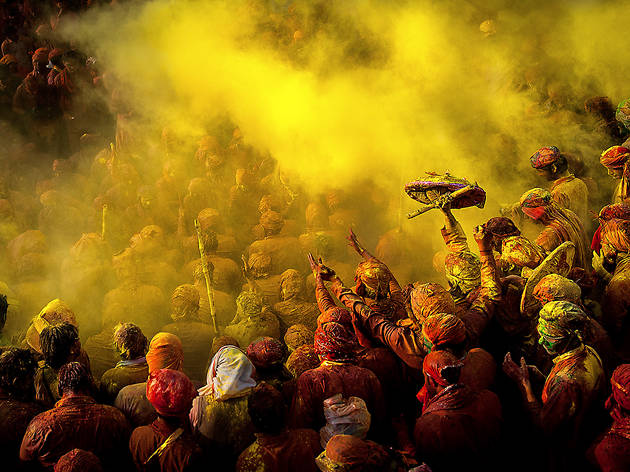 An exhibition of photographs – Celebrating life with colours
