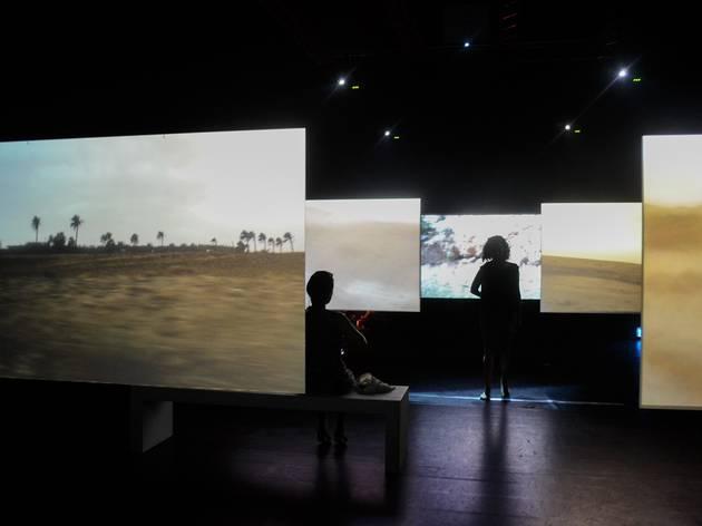 (Chantal Akerman: 'Now', 2015)